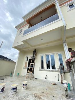 Luxury 4 Bedroom Terrace Duplex with a Room Bq, Ajah, Lagos, Terraced Duplex for Sale