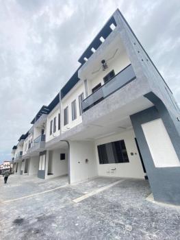Luxury 4 Bedroom Terraxe Duplex with a Room Bq, Ikate Elegushi, Lekki, Lagos, Terraced Duplex for Sale