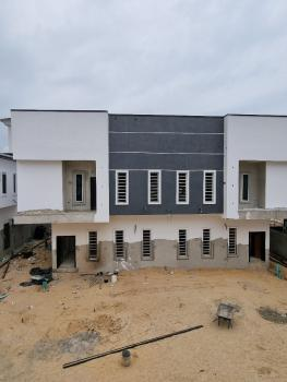 Affordable 4 Bedroom Semi-detached Duplex in an Estate, Chevron, Lekki, Lagos, Semi-detached Duplex for Sale