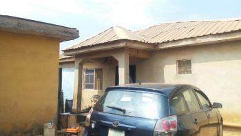 4 Bedroom Bungalow with 2 Shops and Double Sitting Room, Agric, Ikorodu, Lagos, Detached Bungalow for Sale