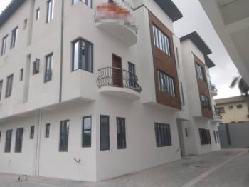 Newly Built Spacious Beautiful 6 Units 3 Bedrooms Block of Flats with, Estate Off Adeniji Jones Avenue, Ikeja, Lagos, Flat / Apartment for Rent