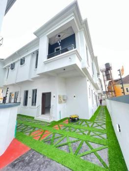 4 Bedroom Semi Detached Duplex with a Room Boys Quarter, Thomas Estate Ajah Lekki Lagos, Ajah, Lagos, Semi-detached Duplex for Sale
