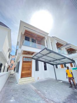 Brand New 4 Bedroom  Semi-detached Duplex with a Room Bq, Lekki, Lagos, Semi-detached Duplex for Sale