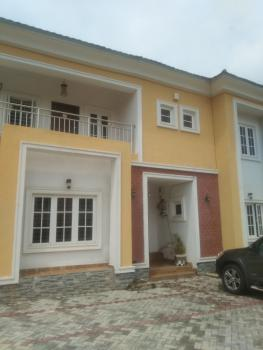 Fully Furnished 4 Bedroom, After Coza, Guzape District, Abuja, Semi-detached Duplex for Rent