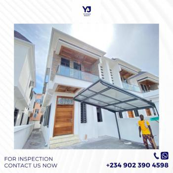 Luxury 4 Bedroom Semi-detached Duplex with a Room Bq, 2nd Toll Gate, Lekki, Lagos., Lekki, Lagos, Semi-detached Duplex for Sale