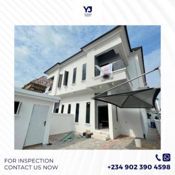 Luxury 4 Bedroom Semi-detached Duplex, Chevron, Lekki, Lagos, Lekki, Lagos, Semi-detached Duplex for Sale