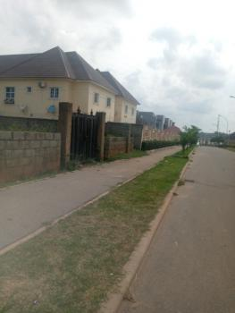 Fully Fenced Residential Plot, Guzape District, Abuja, Residential Land for Sale