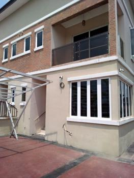 Two Unit Brand New Luxury Four Bedrooms Semi Detached House with Bq, Amity Estate, Abijo, Lekki, Lagos, Semi-detached Duplex for Sale