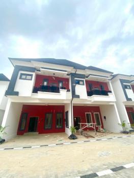 Newly Built 4 Bedroom Terrace Duplex with Bq;, Ikota, Lekki, Lagos, Terraced Duplex for Sale