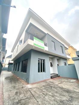 Nicely Built 4 Bedroom Semi Detached Duplex with Bq;, Ikota, Lekki, Lagos, Semi-detached Duplex for Sale