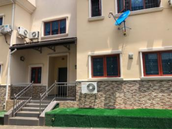 Luxury 4 Bedroom Apartment with One Room Bq, Off Aminu Sale Road, Katampe Extension, Katampe, Abuja, Terraced Duplex for Rent
