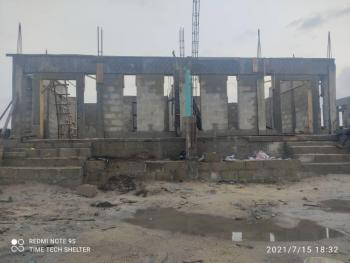 N37m Luxury 3 Bedroom Semi Detached Plus Bq, Bogije, Lekki, Lagos, Semi-detached Duplex for Sale