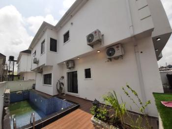 5 Bedroom Detached Duplex Wit Bq Air Condition S.pool & 20kva Generato, Idado, By Chevron Drive, Lekki Phase 1, Lekki, Lagos, Detached Duplex for Rent