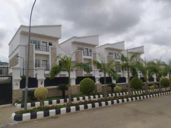 4 Bedroom Terrace Duplex with Boys Quarters, Katampe Extension, Katampe, Abuja, Terraced Duplex for Rent