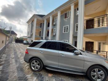 3 Bedrooms Flat, Very Spacious, Upstairs, in Very Secure Estate, Infinity Estate, Ado Road, Ado, Ajah, Lagos, Flat / Apartment for Rent