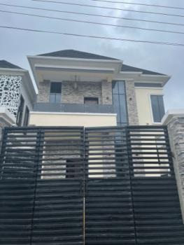Exotically Newly Well Built 4 Bedroom Fully Detached Duplex with a Bq, Ikota, Lekki, Lagos, Detached Duplex for Sale