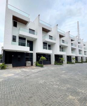 Luxury 4 Bedroom Terrace Now Available, Victoria Island (vi), Lagos, Detached Duplex for Sale