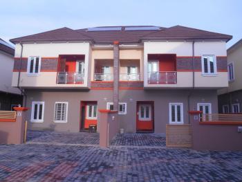 4 Bedroom Semi-detached Duplex, Crest Villa Court, Ologolo, Lekki, Lagos, Semi-detached Duplex for Sale