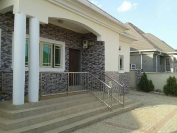 a Well Built 3-bedroom Bungalow Ensuite  with 2 Rooms Boys Quarter, Road A2 Pentville Estate, Lokogoma District, Fct, Lokogoma District, Abuja, Detached Bungalow for Sale