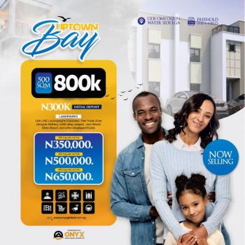 No. 1 Land Below Market Price + No Omo Onile Wahala + 100% Dry + Instant Allocation, Ogun Water Side, Close to La Campagne Tropicana, Ode Omi, Ibeju Lekki, Lagos, Mixed-use Land for Sale
