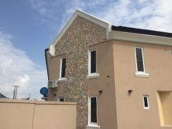 Luxurious And Well Finished 4 Bedroom Semi Detached Duplex With A Room Bq, Lekki Phase 1, Lekki, Lagos, 4 bedroom, 5 toilets, 4 baths Semi-detached Duplex for Sale