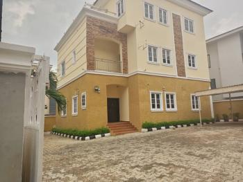 Luxury 5 Bedrooms Fully Detached Duplex with Self Contained Bq, Study, Guzape District, Abuja, Detached Duplex for Rent