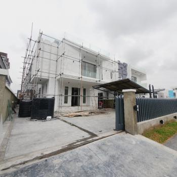 Large Compound 5 Bedroom Fully Detached Duplex with Swimming Pool, Pinnock Estate, Lekki, Lagos, Detached Duplex for Sale