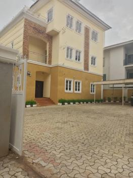 a Tastefully Finished 5 Bedroom Fully Detached Duplex with 1 Room Bq, Guzape District, Abuja, Detached Duplex for Rent