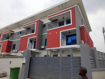 Newly Luxury 4 Bedroom Semi Detached Duplex with 2sitting Room, Gbagada, Lagos, Semi-detached Duplex for Sale