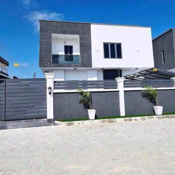 Newly Built 5 Bedroom Detached Residence, Ikate Just a Minute From Lekki Phase One, Lekki Phase 1, Lekki, Lagos, Detached Duplex for Sale