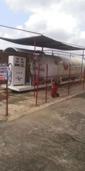 a Lpg Gas Plant, Ogba, Ikeja, Lagos, Filling Station for Sale