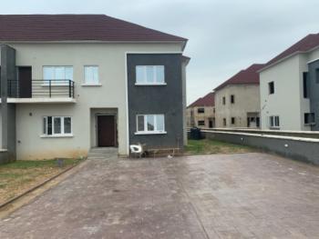 4 Bedrooms Terraced Duplex + Bq, Airport Road, Galadimawa, Abuja, Terraced Duplex for Sale