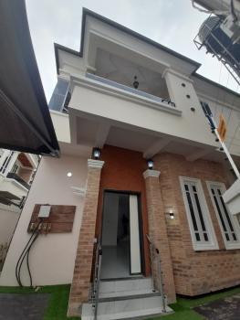 4 Bedroom Semi Detached Duplex with a Bq, Ikota, Lekki, Lagos, Detached Duplex for Sale