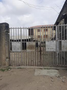 Fenced & Gated Land Lying on 400 Sqm with Borehole, Ijesha, Surulere, Lagos, Commercial Land for Rent