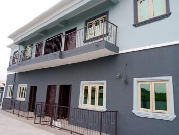 Newly Built 2 Bedroom Flat with All Rooms Ensuite, Banky Peace Height Estate, Magboro, Ogun, Flat / Apartment for Rent