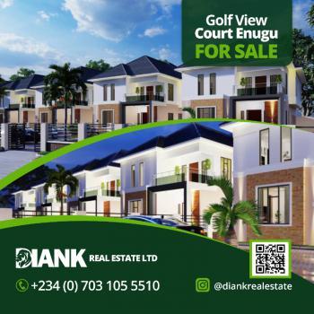 5 Bedroom 2 Bq Detached Duplexes, Behind Park Lane Hospital, Gra, Enugu, Enugu, Detached Duplex for Sale
