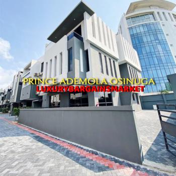 Direct Cash Ready Buyer - 5 Bedroom Semi Detached House+bq+pool, Banana Island Road, Ikoyi, Lagos, Semi-detached Duplex for Sale