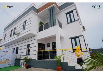 3 Bedroom Semi-detached Duplex with Bq, Richland Garden., Bogije, Ibeju Lekki, Lagos, Semi-detached Duplex for Sale