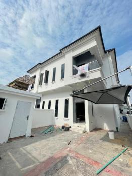 Most Affordable 4 Bedroom Semi-detached Duplex with a Room Bq, Lekki, Lagos, Semi-detached Duplex for Sale