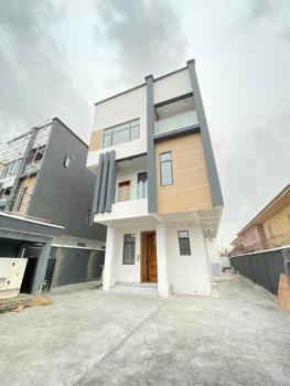 Most Affordable 5 Bedroom Detached Smart House with Cinema,pool,2 Bq, Lekki Phase 1, Lekki, Lagos, Detached Duplex for Sale