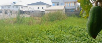 Super Half Plot (front) of Land. Deed & Survey, Atlantic View Estate, Alpha Beach New-road,, Igbo Efon, Lekki, Lagos, Residential Land for Sale
