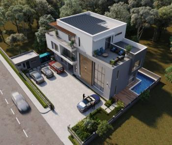 5 Bedrooms Fully Detached Duplex, Victory Park Estate, Osapa, Lekki, Lagos, Detached Duplex for Sale