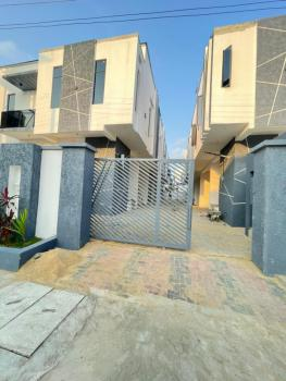 Beautifully Finished 3 Bedroom Terrace Duplex, Chevron Toll Gate, Lekki, Lagos, Flat / Apartment for Sale