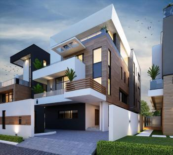Classy Fully Automated 5 Bedroom Detached Duplex with 2 Bq, Ikoyi, Lagos, House for Sale