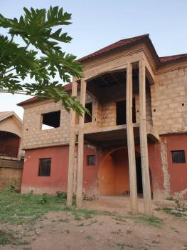 a Lovely Duplex of 4 Bedroom Flats (upstairs), 2 Bedroom Flats (downstairs), Akute, Ifo, Ogun, Detached Duplex for Sale