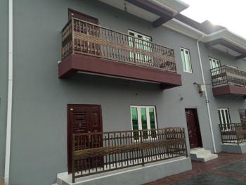 Exquisitely & Newly Built Luxury 2 Bedroom Terraced Apartment, Close to Safeway Hospital, Sangotedo, Ajah, Lagos, Flat / Apartment for Rent