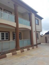 Brand New 6 Bedroom Duplex with Bq, Akwa Saving and Loan Estate, Uyo, Akwa Ibom, Flat for Rent