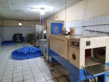 2379.62sqm Operating Sachet and Bottle Water Factory Available, Uke District, Karu, Nasarawa, Factory for Sale