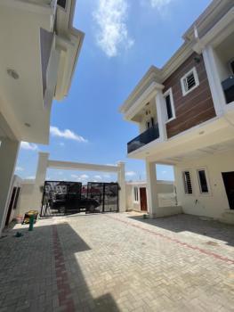 Beautiful Spacious 4 Bedroom Terrace Duplex Plus, Chevron, Lekki, Lagos, Terraced Duplex for Sale