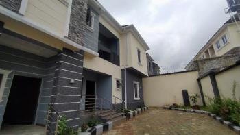 Nicely Built Standard Luxurious 4 Bedroom Terraced Duplex, 2 Parlours, Dawaki, Gwarinpa, Abuja, Terraced Duplex for Rent